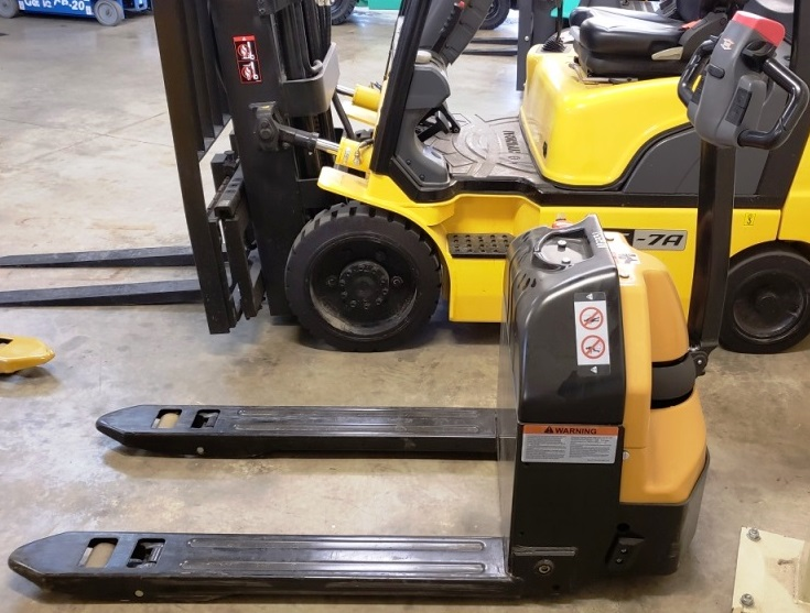 Ap2331 for Motorized pallet jack rental