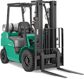 Featured Mitsubishi Forklift